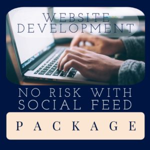 No Risk Web Development W/ Social Feed